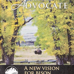 Cover: Greater Yellowstone Advocate 2010