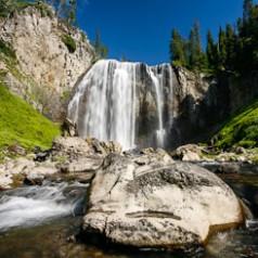 Below Dunada Falls